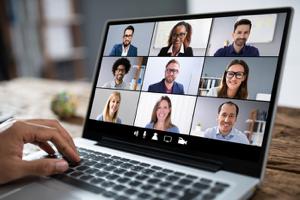 SCHIMA Virtual Business Meeting Invitation
